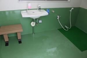 大館能代空港補助犬トイレ